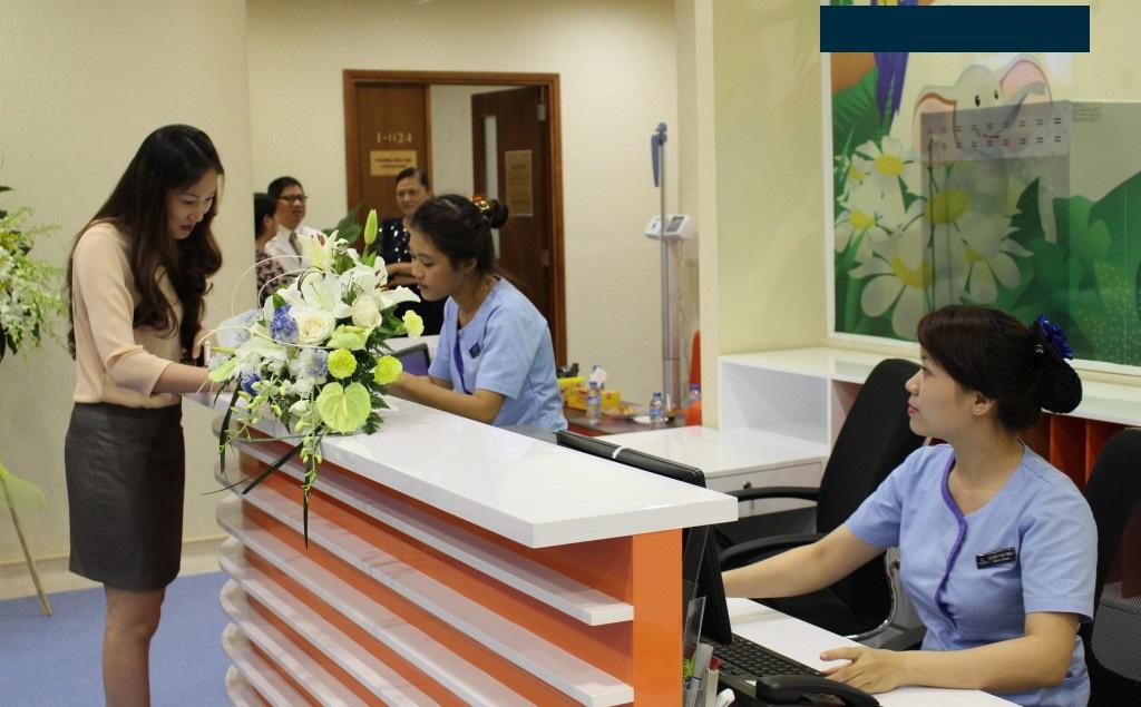 Phòng khám đa khoa thuộc hệ thống Bệnh viện đa khoa quốc tế Vinmec