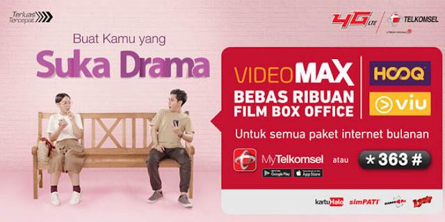 Cara Menggunakan Kuota Videomax Telkomsel untuk Browsing, Streaming, dan Download