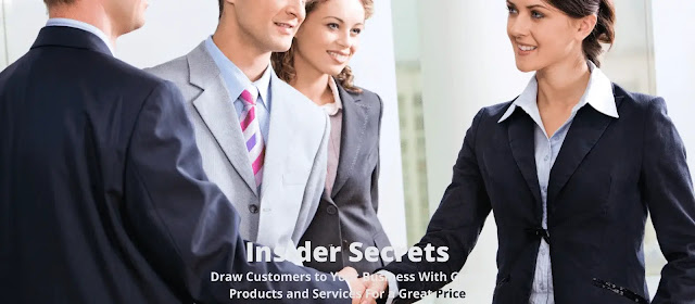 The idea behind all of these strategies is to draw customers, draw them in, and draw them into your business.