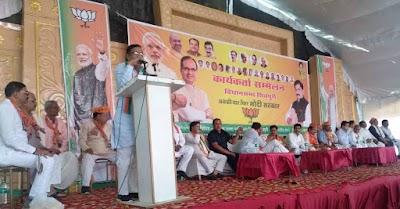 सांसद जी 18 सालों में शिवपुरी की जनता की प्यास भी नही बुझा पाए: डॉ. केपी यादव | Election News