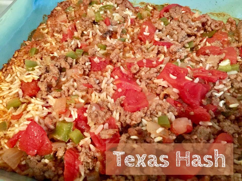 Moms Pantry: Recipe: Texas Hash