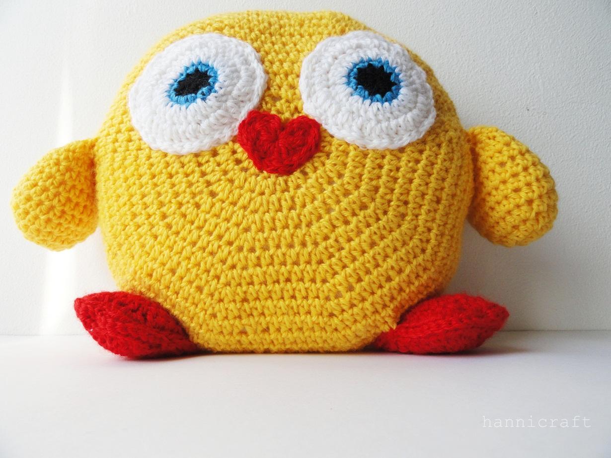 hannicraft: Chicken Pillow