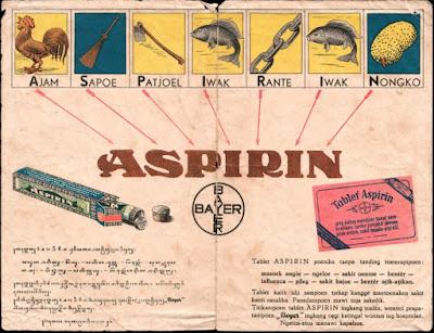 Iklan Aspirin