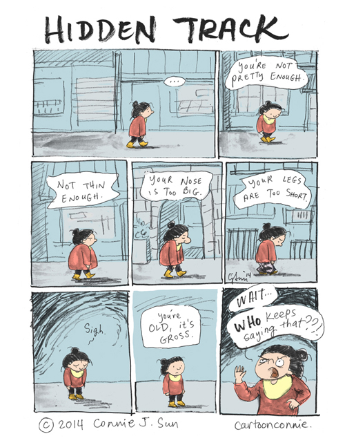 comics, comic strip, daily comic, cartoon, illustration, connie sun, cartoonconnie, conniewonnie