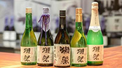Minuman Sake