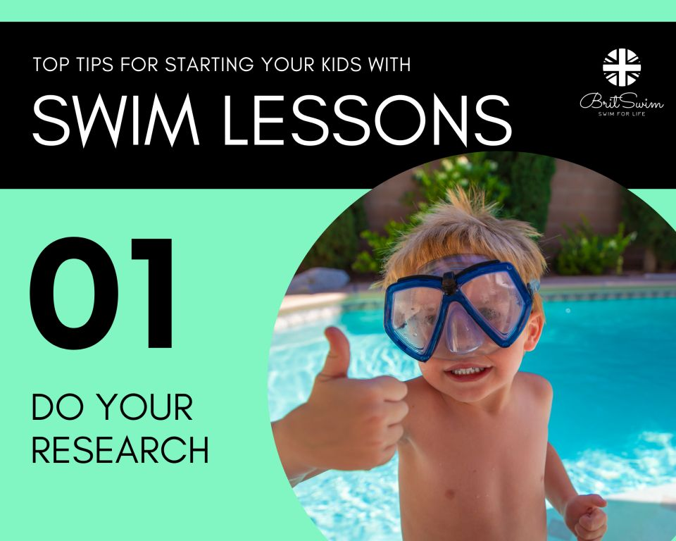 Best swimming lessons in Oman