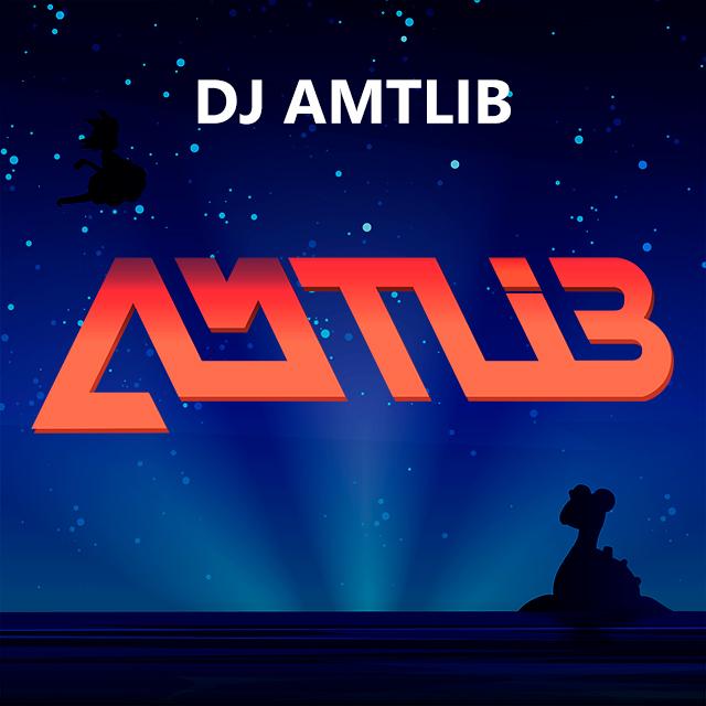 Imagen con el logotipo de DJ AMTLIB