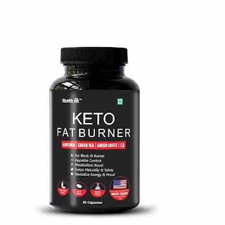 HealthVit Keto Fat Burner Capsule