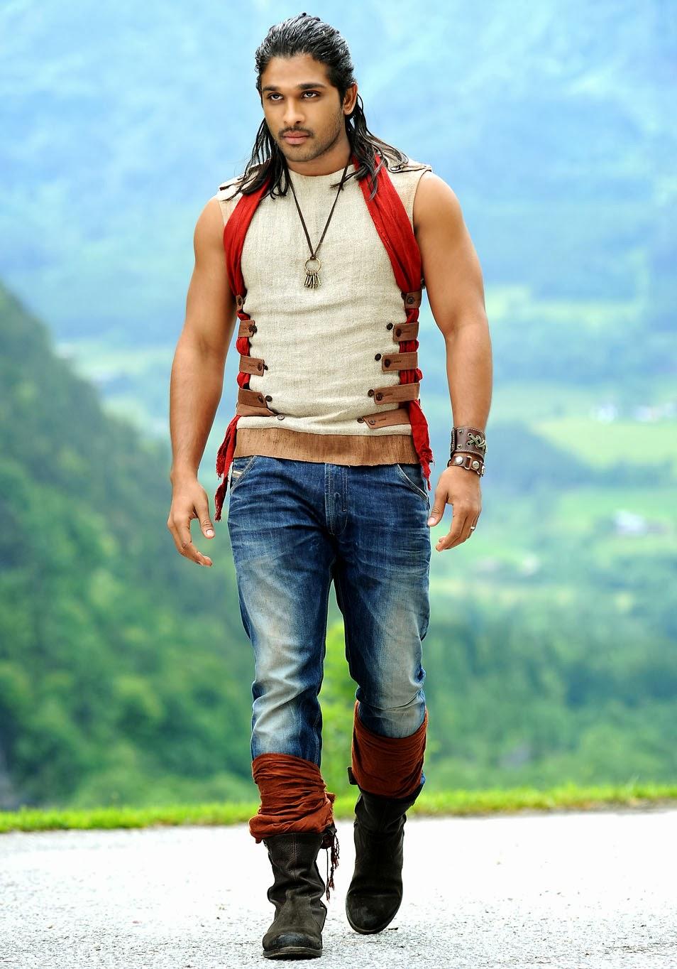 Telugu Hero Allu Arjun Photos Full Hd Wallpapers