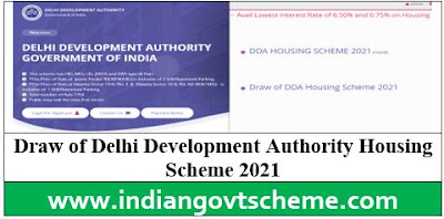 Delhi Development Authority Housing Scheme
