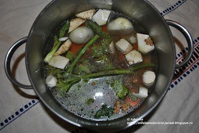 supa de linte, legumele