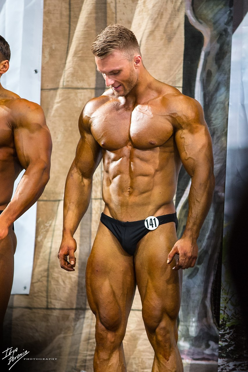 Bodybuilder Men Porn 105