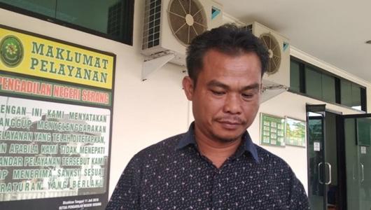 Aparat Desa di Serang yang Coblos 50 Surat Suara untuk Prabowo Dituntut 5 Bulan Bui