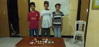Narkoba Lagi, Tiga Pemuda Ini Ditangkap Polisi