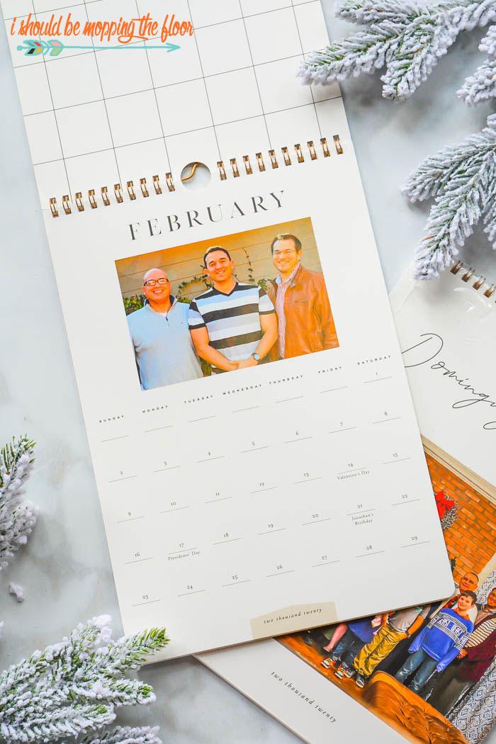 Easy Photo Calendars