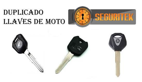 copia de llaves moto barcelona
