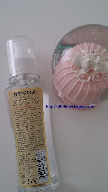 blog, blogger, revox, saç bakımı, bakım yağı, bitkisel