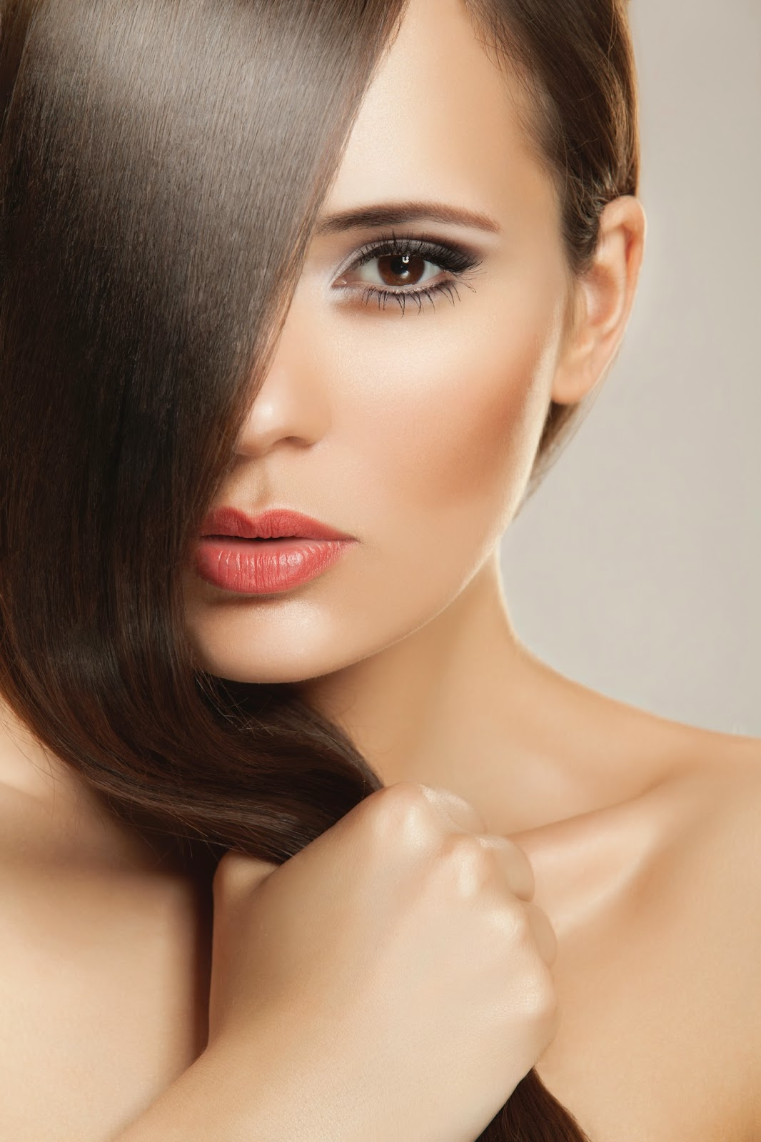 Sheer Beauty: GUEST POST: THE SECRETS TO SHINY HAIR - BY ABBY