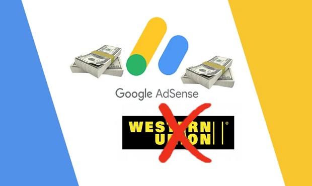 adsense deja de funcionar con wester union