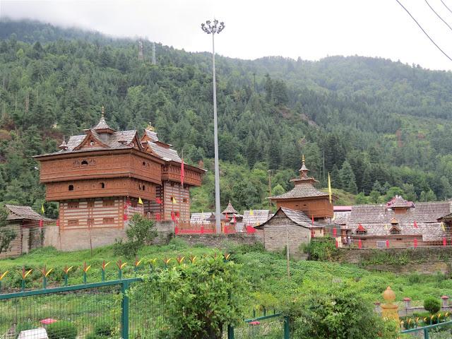 Bhimkali temple, Sarahan