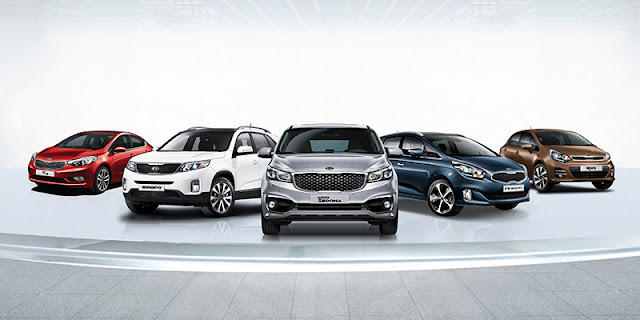 Các dòng sản phẩm xe du lịch KIA cung cấp tại thị trường Việt Nam rất đa dạng và phong phú với đầy đủ các phân khúc