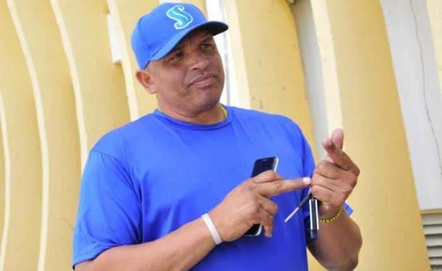 Eriel Sánchez hace recuento de su estreno como director del equipo espirituano Sub-23 de béisbol