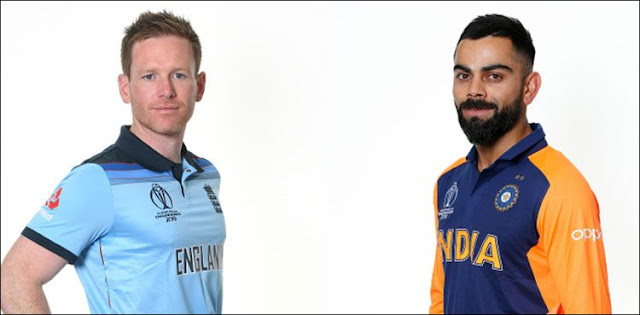 Cricket World Cup 2019 England And India Will Be Contesting Today