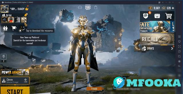 كيفية تحميل وتشغيل ببجي موبايل على محاكي Gameloop الاندونيسي 2021