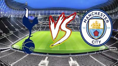 بث مباشر مباراة مانشستر سيتى ضد توتنهام  اليوم فى الدورى الانجليزى