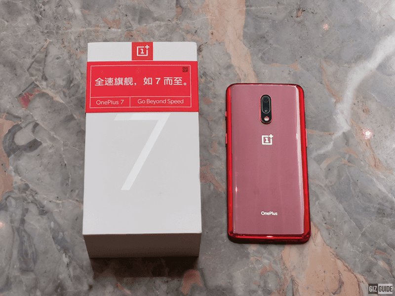 OnePlus 7 Unboxing and First Impressions