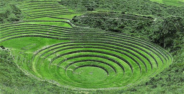 PLACES TO VISIT  PERU