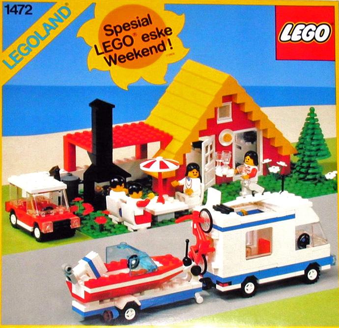 Steve S Lego Blog The Classic Lego House