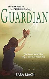 Guardian - paranormal romance by Sara Mack book promotion