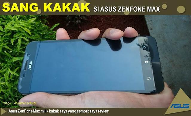 Asus ZenFone Max - Blog Mas Hendra