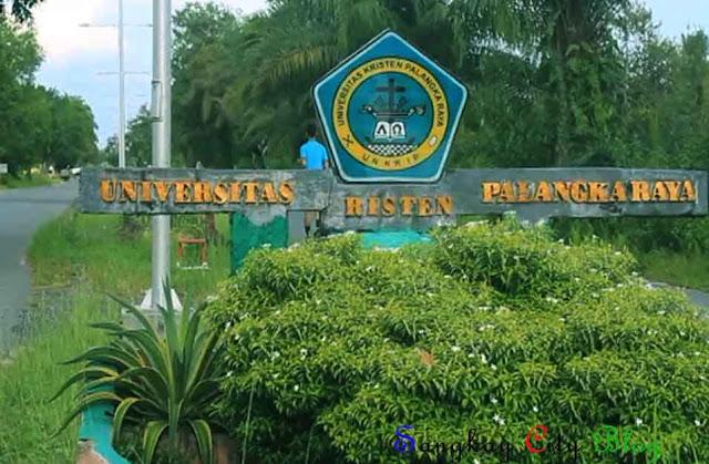 Perguruan Tinggi Swasta di Provinsi Kalimantan Tengah