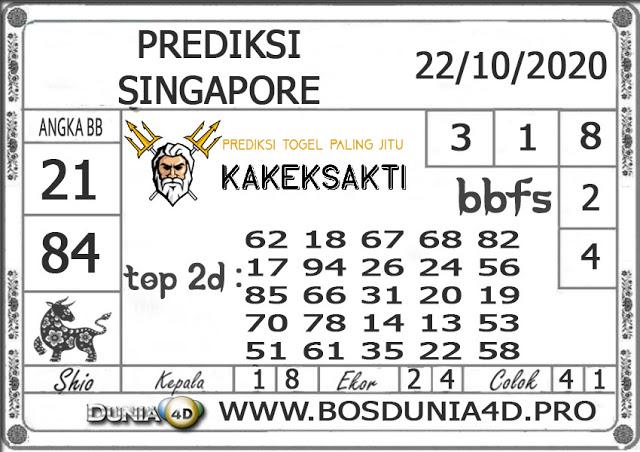 Kode syair Singapore Kamis 22 Oktober 2020 136