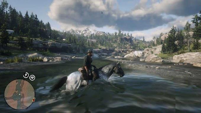 Как чистить лошадь в Red Dead Redemption 2