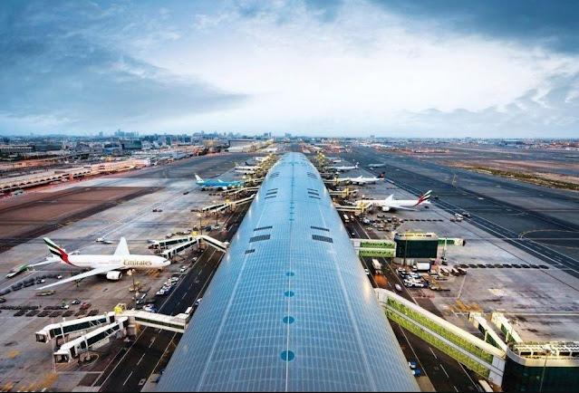4. Bandara Internasional Dubai (DXB)