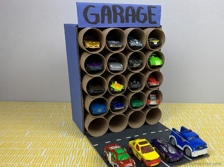 Car activities for kids