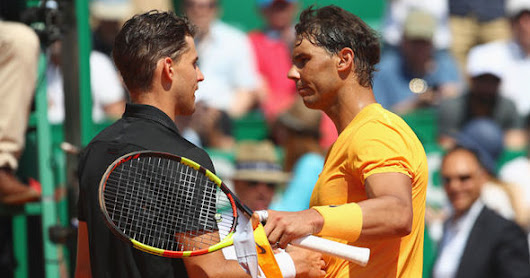 2018 MADRID MASTERS: Thiem Hands Nadal His 1st Clay Court Loss Of The Year