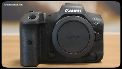 canon eos r5 key specs unveiled