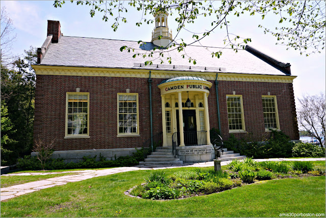 Biblioteca Pública de Camden