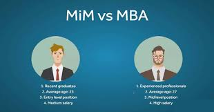 MiM vs. MBA: Which one is better for your career?