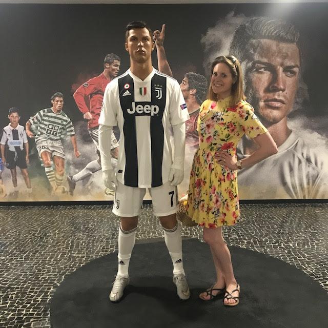 CR7, Cristiano Ronaldo, Museum, Funchal,