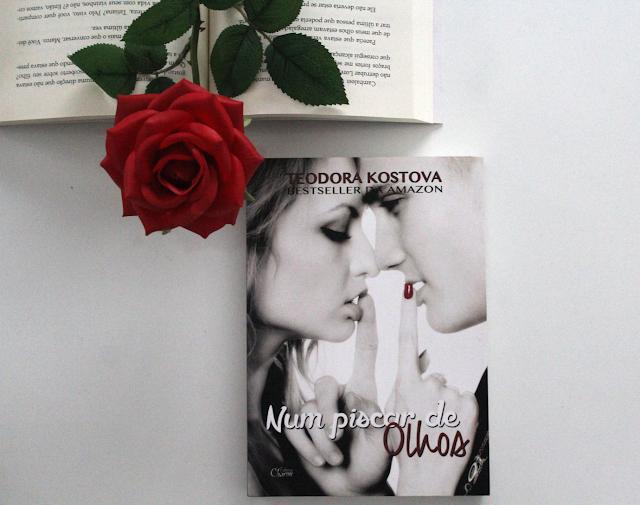 Num Piscar de Olhos - Heartbeat #01 - Teodora Kostova