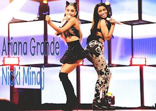 Ariana Grande ft Nicki Minaj - Side To Side