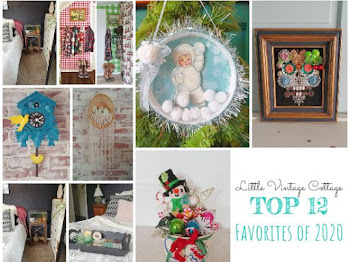 Little Vintage Cottage Top 12 Favorites of 2020