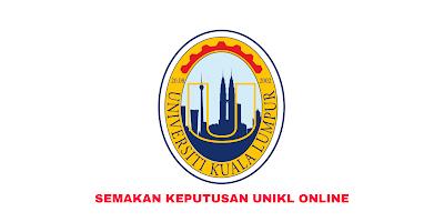 Semakan Keputusan UniKL 2020 Online