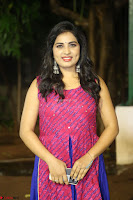 Srushti in beautiful Pink Sleeveless Dress Cute Actress Dimples ~  Exclusive 052.JPG