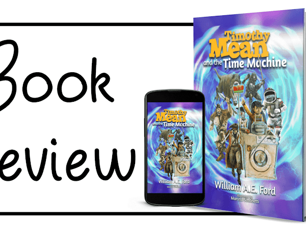 Timothy Mean and the Time Machine: Book Review